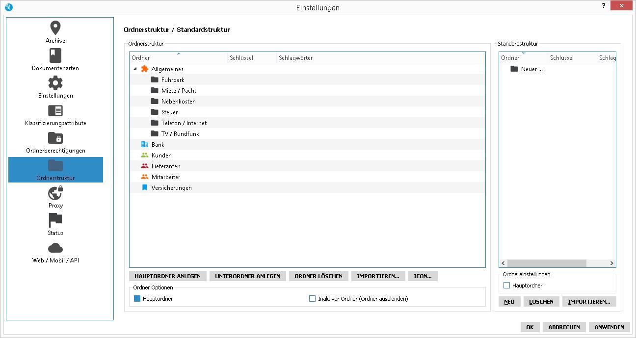 backup datei mit archiv beispielen fr firmen - Beispiel Ordnerstruktur Unternehmen