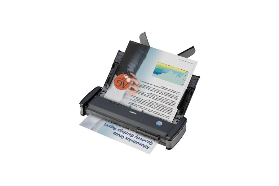 canon p215 scanner